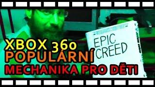 SniperVinc's XBOX's BROKEN - aneb Populární mechanika pro děti