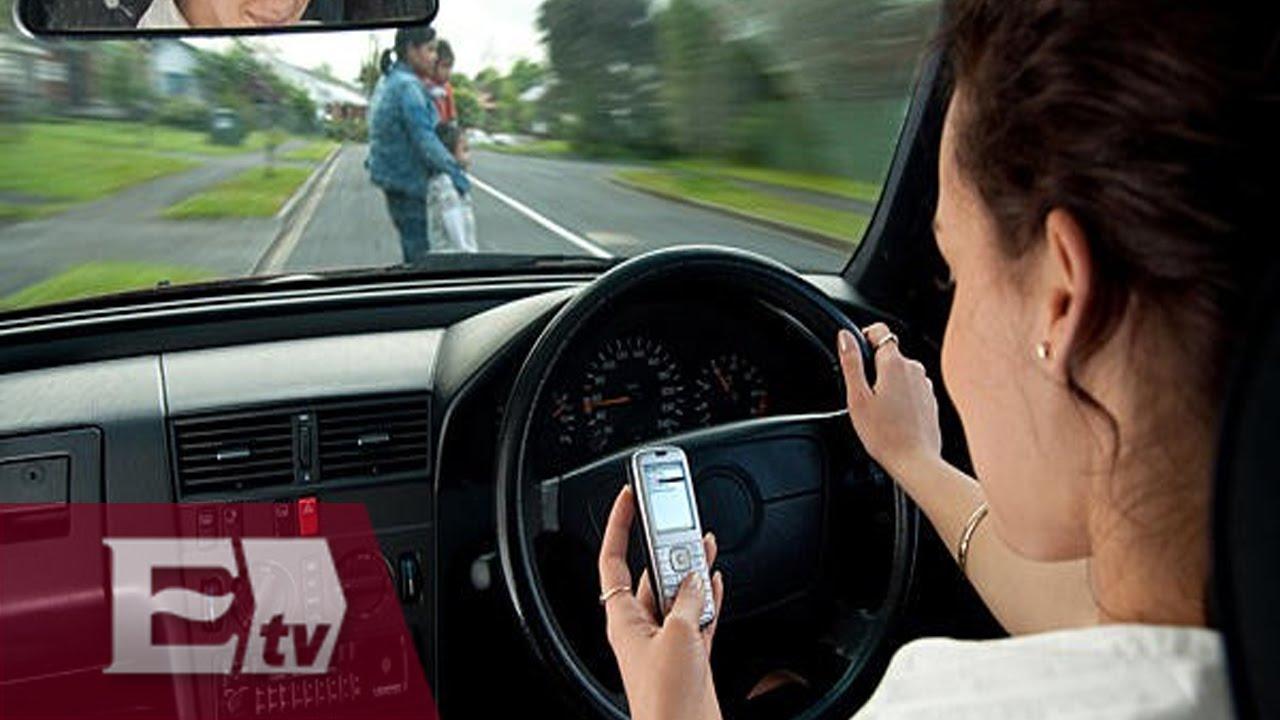 Aumentan Accidentes Vehiculares Por El Uso Del Celular Al Conducir    Titulares De La Noche