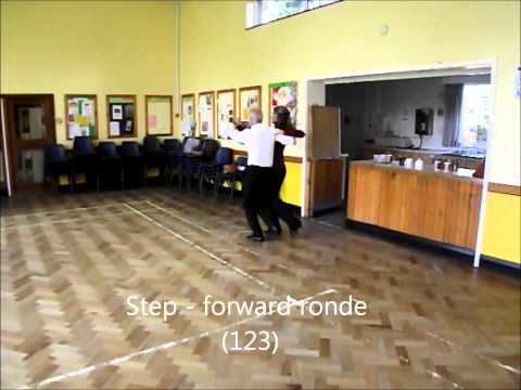 Christmas Waltz Sequence Dance Walkthrough