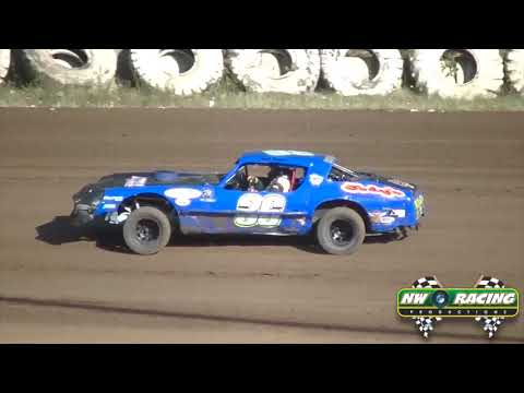 8 2 14 Street Stock Qualifying @ Cottage Grove Speedway