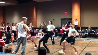 bobby newberry video phone choreography