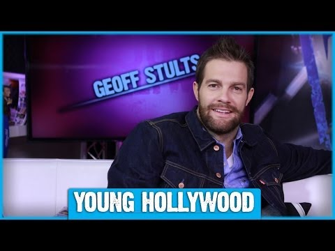 ENLISTED's Geoff Stults Makes Moves, On-Screen and Off!