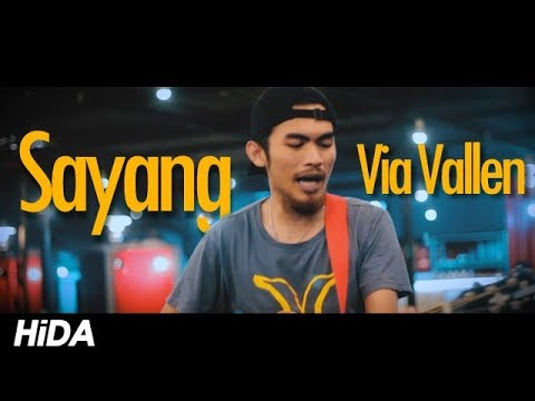 Sayang - Via Vallen - NDX A.K.A (Official Video Cover By Hidacoustic)