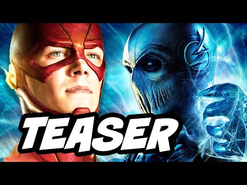 The Flash Season 3 Supergirl Musical Episode Teaser and