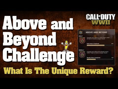 What Is The Unique Reward For The Above And Beyond Challenge? How To Find Your Unique Reward