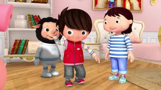 Little Baby Bum | Jacus and Friends | ABC Song + More! | Baby Songs | Nursery Rhymes