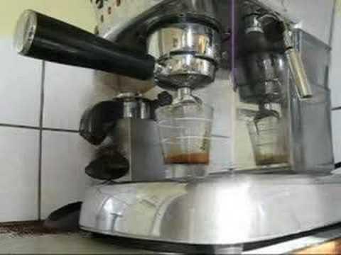 Espresso review machine wega