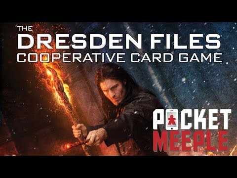 The Dresden Files Cooperative Card Game (iOS) - Pocket Meeple Plays