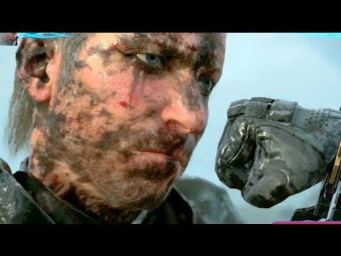 Sam Vs Higgs Epic Fist Fight - Death Stranding 2019