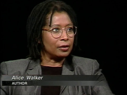 Alice Walker interview (1998)