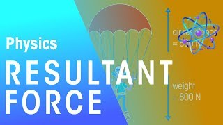 Resultant Forces | Force & Motion | Physics | FuseSchool
