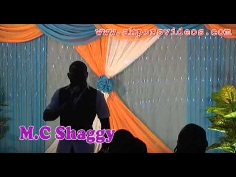 MC SHAGGY in Laugh Out Loud  Comedy Series 22