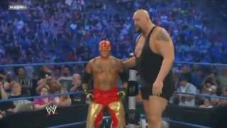 WWE Smackdown Rey Mysterio/Big Show vs