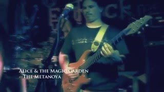 Alice and the Magic Garden--METANOYA