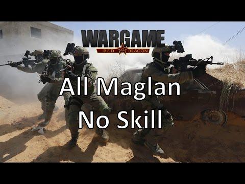 Wargame Red Dragon - All Maglan No Skill