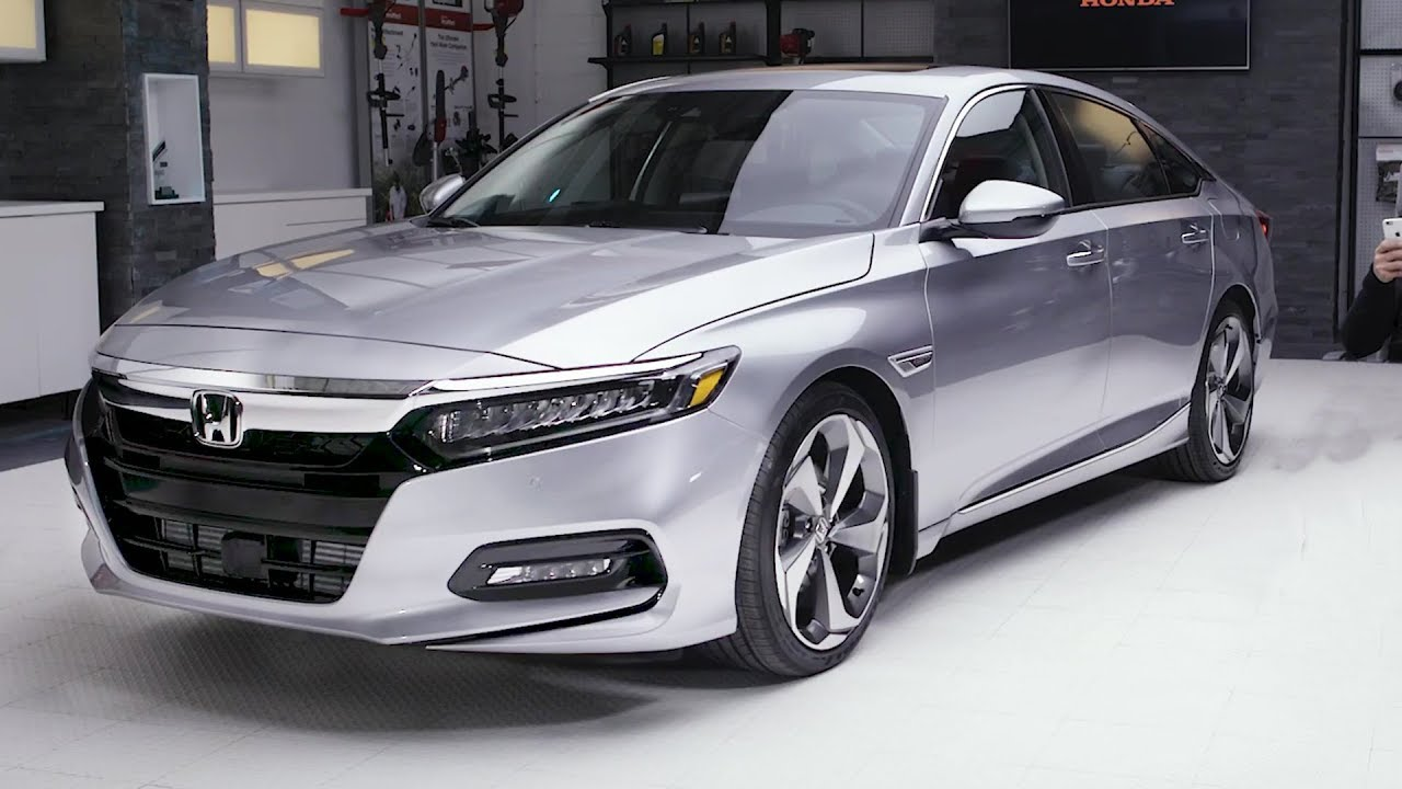 2018 Honda Accord Touring Review