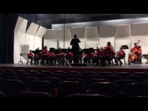 Ralph Chandler Middle School band