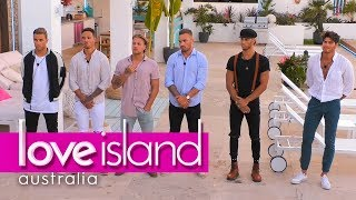 Australia dumps Elias from the Villa | Love Island Australia 2018