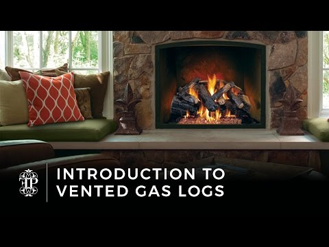 Introduction to Vented Gas Logs