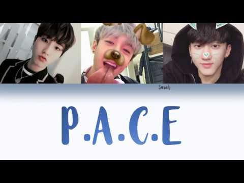 3RACHA (쓰리라차) - P.A.C.E [Han/Rom/Eng Color Coded Lyrics]