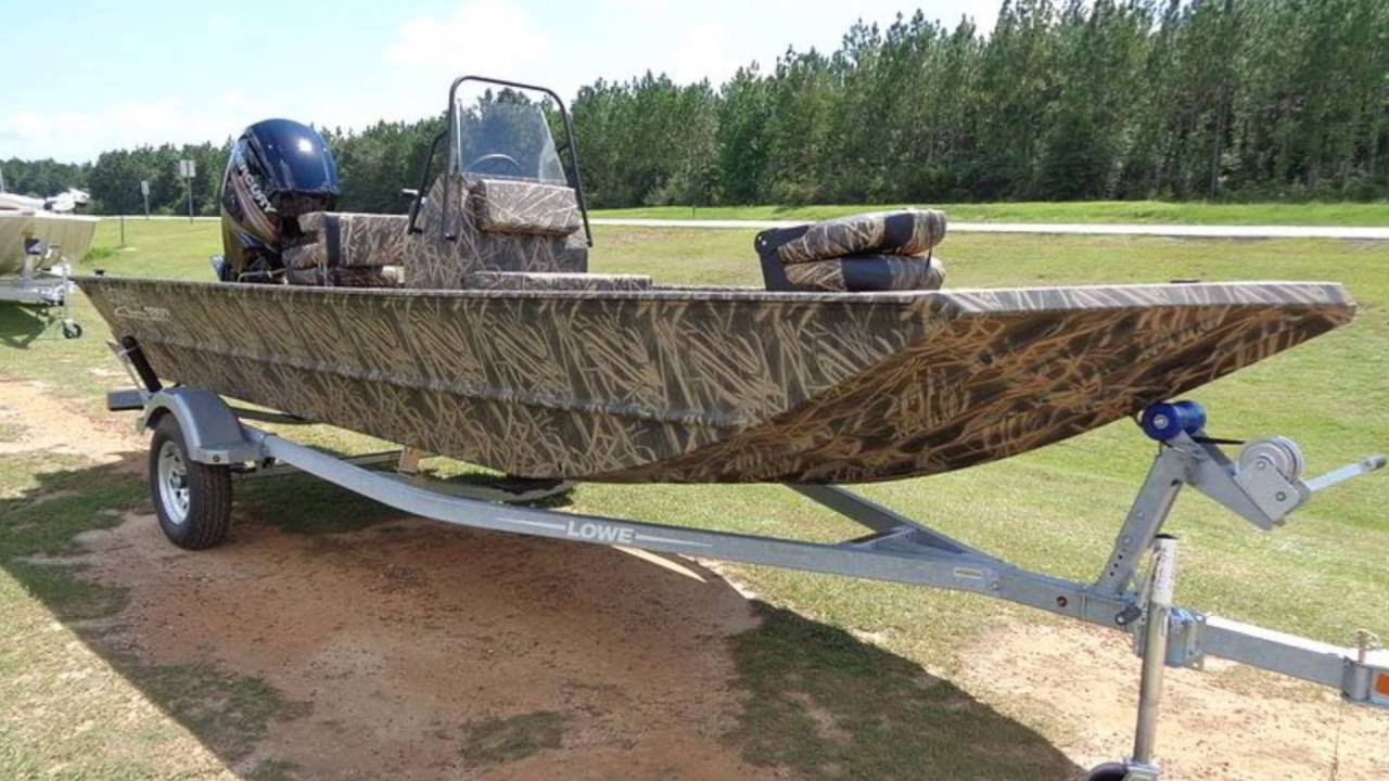 roughneck 1860 sc lowe boats