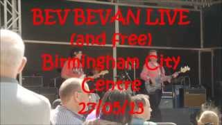 Bev Bevan Live and free in Birmingham City.