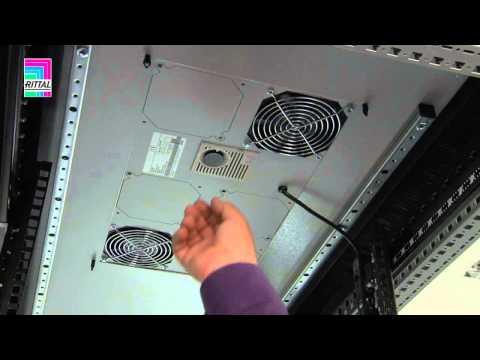 Rittal TS IT: Roof Plate Fan Module