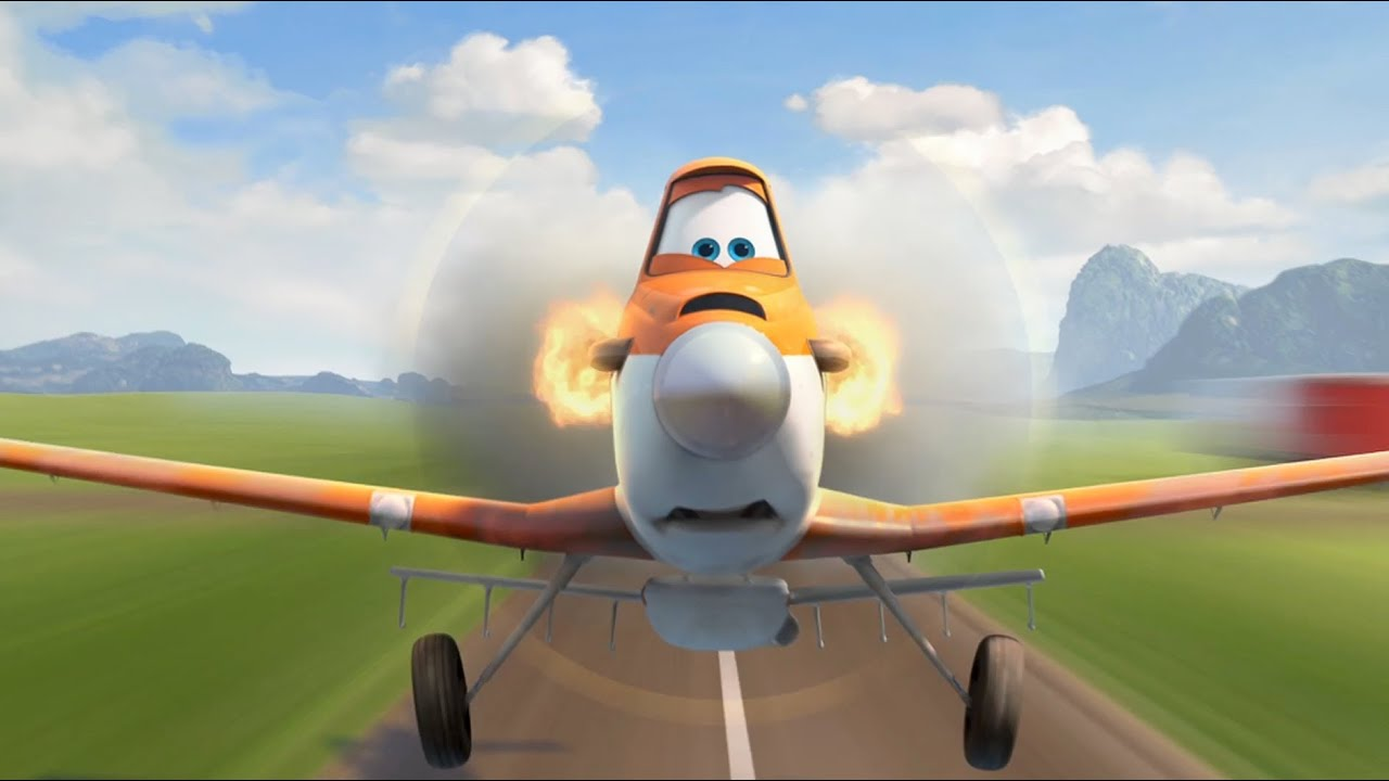 Disney S Planes Meet Dusty Youtube