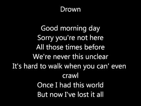 Three Days Grace - Drown [Lyrycs]