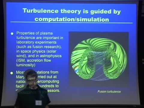 AstroGPU - GPU Applications at the University of Maryland - Bill Dorland