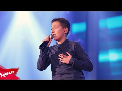 Elio - 24 Orë | Audicionet e Fshehura | The Voice Kids Albania 2018