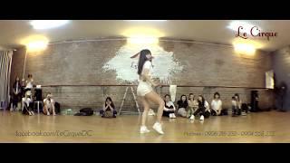 Twerk It Like Miley | Sexy Dance - Diệp Sương | Le Cirque Dance Studio Hanoi Vietnam
