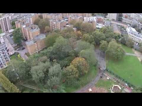 Shoreditch Park Flyover