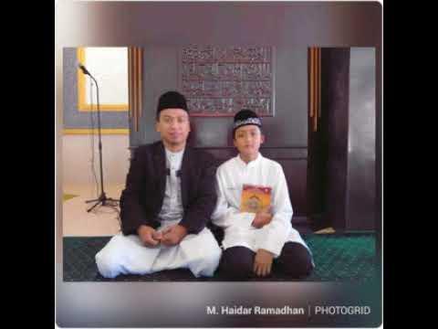 Adzan Makkah M  Haidar Ramadhan