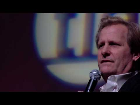 Jeff Daniels talks about his favorite character to play in films