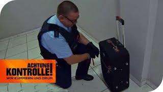 Koffer in Fleischerei abgegeben: Müssen die Entschärfer anrücken? | Achtung Kontrolle | kabel eins