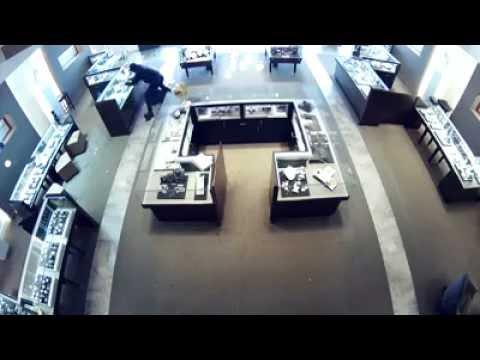 Roberson's Fine Jewelry Robbery