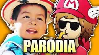 MOVIMIENTO NARANJA - PARODIA !! - REMIX - La MEJOR Parodia de TODAS by Mario Mega