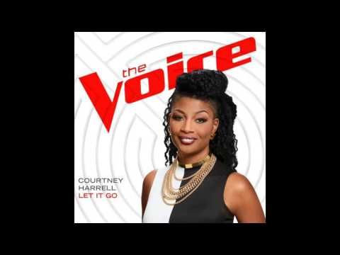 Courtney Harrell - Let it Go (The Voice Studio Version)