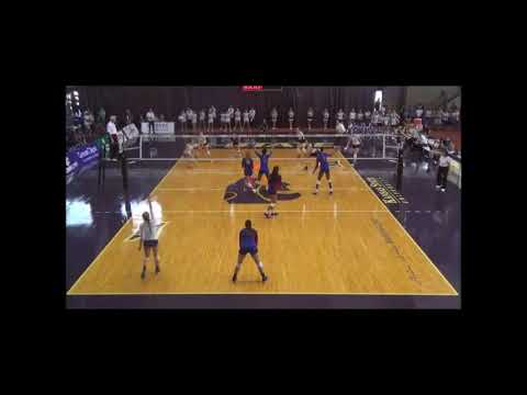 Kansas City State x University of Kansas NCAA 2017 18 3°set