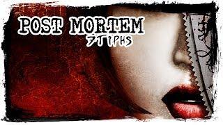 видео Прохождение игры  Post Mortem