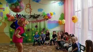 День рождения ребенка в стиле Щенячий Патруль