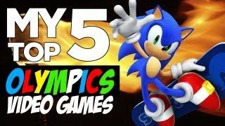 Top 5 OLYMPICS Video Games