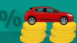 कार लोन चाहिएजाने10अलग -अलग Bankoकी ब्याज दर, EMI, Processing फीस Car Finance with low Downpayment