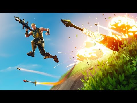 I HATE Rockets - Fortnite Battle Royale Live Commentary Gameplay