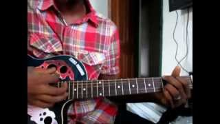 "how to play  nigerian songs on  guitar ""wizkid thank you"""