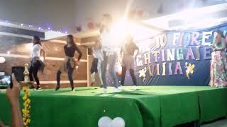 Bad girl song dance | college student |fresher party