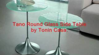 Modern End Tables And Contemporary End Tables.