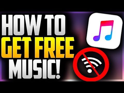 "HOW TO GET MUSIC FOR FREE DOWNLOAD (iTUNES, ALBUMS, & SONGS) NO JAILBREAK! 🔥 ""WORKING 2017"" 🔥"