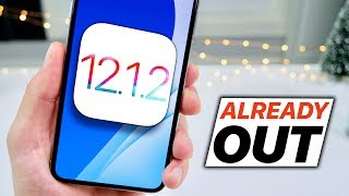iOS 12.1.2 Released! What